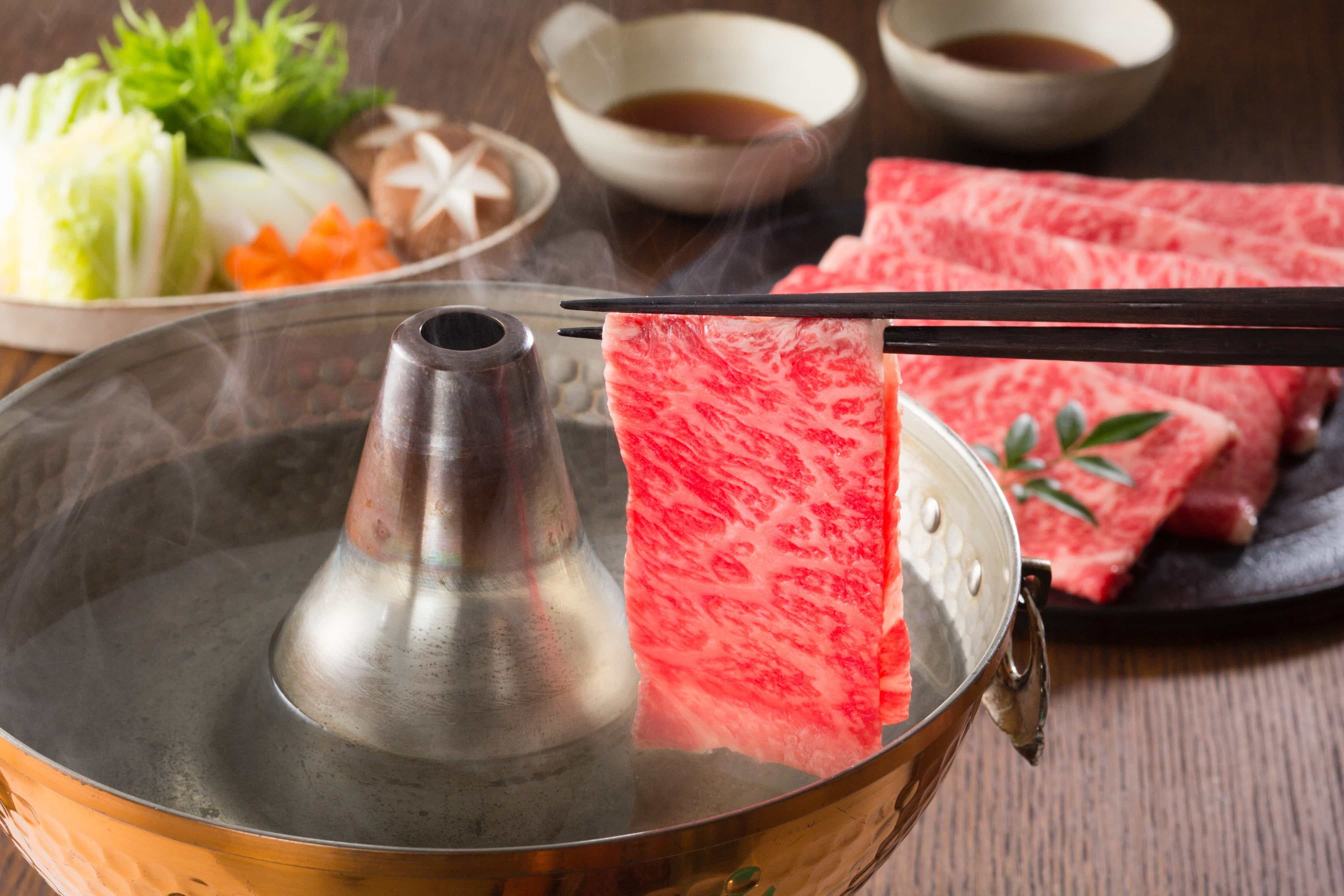 A2 Wagyu Beef Shabu Shabu Slices Fields N Seas